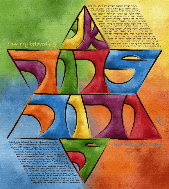 MP Artworks Ketubah Studio